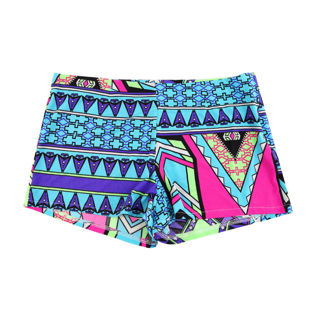 Retro Sexy   Shorts   for Women Girl High Waist   Short   Floral Print Summer Fashion