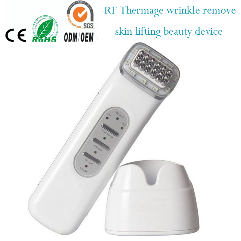 Non-Surgical RF Infrared Red Light Therapy Collagen Stimulation Face Lift Skin Firming Wrinkle Remover Face Body Beauty Machine non surgical periodontal therapy