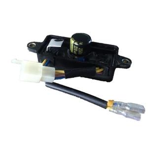 Image 4 - Lihua AVR Automatische Spannungs Regler Für Generator Teile 2KW 2,5 KW 3KW 6 Drähte TT21 12 Mit Schutz Schaltung Brechen Funktion