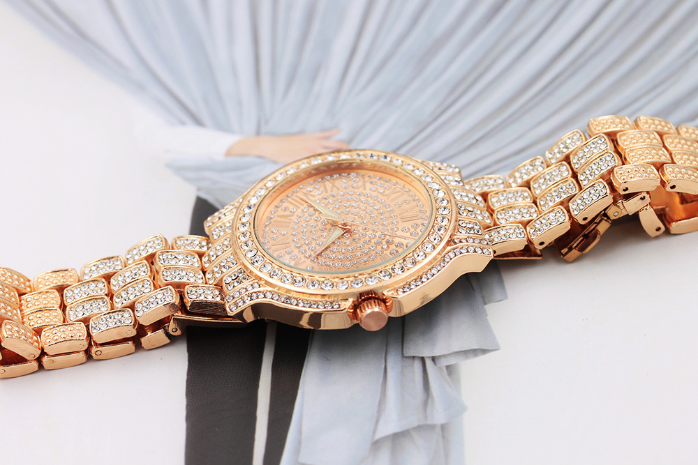 Classic Luxury Rhinestone Watch Women Watches Fashion Ladies Watch Women's Watches Clock Relogio Feminino Reloj Mujer (10)