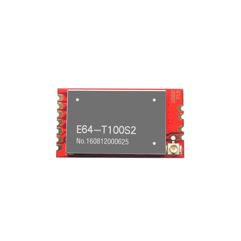 433MHz ad hoc network module | 433M wireless serial port | data acquisition | data module | star network Mesh industrial wireless module 433 m wireless module wireless transceiver module cc1101 module