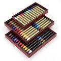 12/24 colores de pasta de aceite Soluble en agua para artista estudiante crayón suave Graffiti pintura dibujo pluma escuela papelería arte suministros