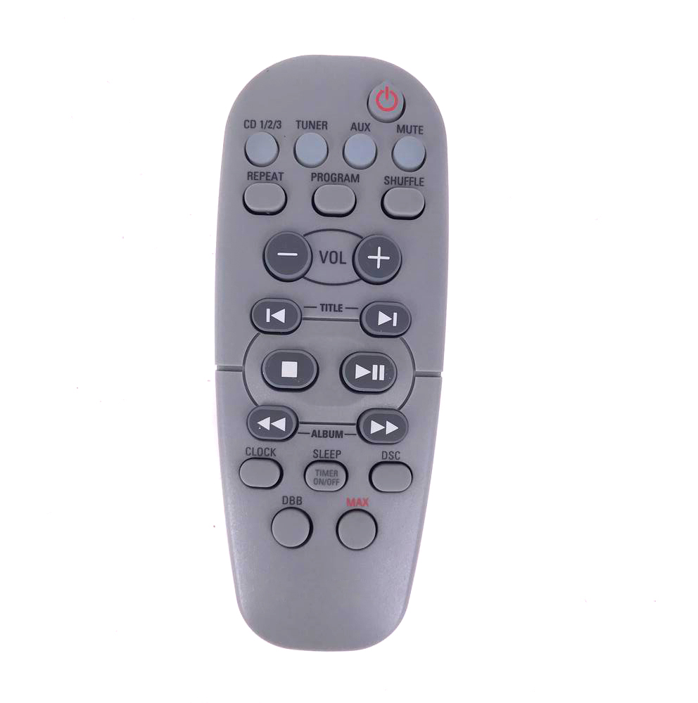 New Original RC19621020/01 Fit For PHILIPS RC1962102001 Audio CD Player Remote Control Fernbedienung used original for philips home system remote control rc2683701 02 313923819902 fernbedienung free shipping