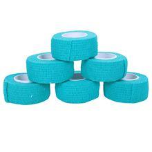 ELOS-6 шт аптечка медицинский самоклеящийся эластичный бандаж медицинские бандажи(2,5 см