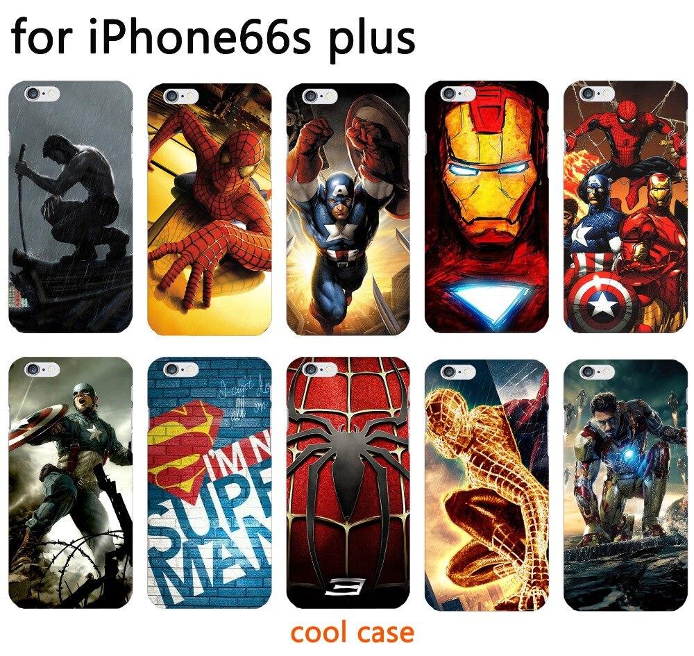 iphone 6 coque marvel
