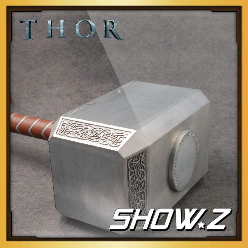 [Metal Made] CATTOYS 1:1 Thor Mjolnir Hammer Avengers Replica Prop[Metal Made] CATTOYS 1:1 Thor Mjolnir Hammer Avengers Replica Prop