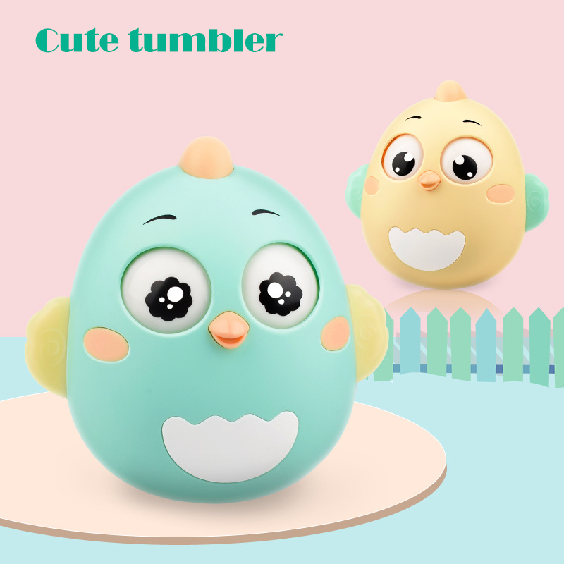 Baby Toys 0 12 13 24 Months Teether Rattles Tumbler Toys For Baby Toddlers Baby Boy Toys Brinquedos Para Bebe Oyuncak Bebek