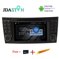High Digital Screen Car DVD Multimedia Android 5 1 1 3G WIFI For Mercedes E Class