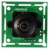 640*480 P 1/4 인치 CMOS OV7725 광각 170 degree 어안 렌즈 USB 2.0 미니 보드 vga fisheye 카메라 모듈 atm