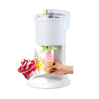 Automatic Mini Ice Cream Machine DIY Homemade Food Machine