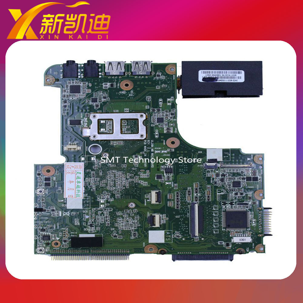 ФОТО Laptop motherboard for Asus UL20A mainboard free shipping