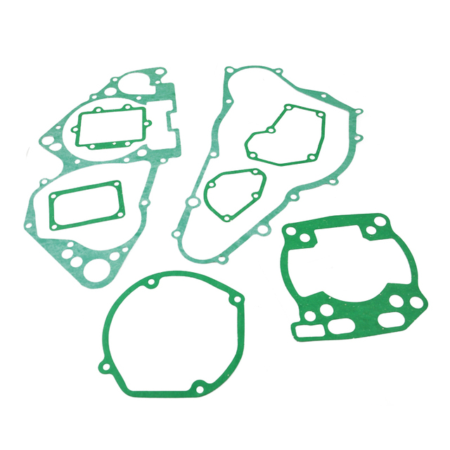 Для SUZUKI RM250 RM 250 1999 2000 картера двигателя Мотоцикла охватывает включают цилиндр комплект прокладок набор