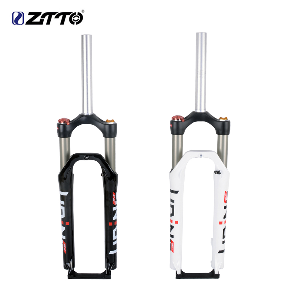 Magnesium Alloy MTB Mountain Bike Front Fork Remote Lock 1-1/8 Tapered Air Resilience Gas Suspension Fork 650b 26/27.5/29er locking shocking fork magnesium alloy moutain bike fork 20mm downhill bike 26 disc brake 180mm travel suspension fork
