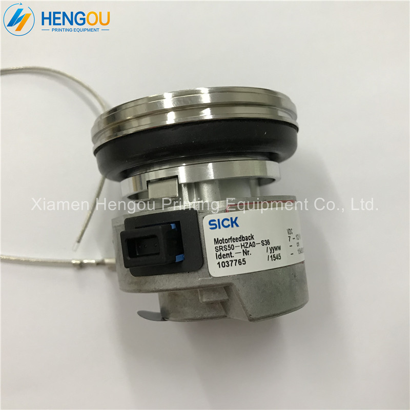 1 Piece DHL free shipping C2.101.3013 SRS50-HZA0-S36 Offset SM102 SM52 SM74 Printing Machine Parts Encoder,Sick Encoder1 Piece DHL free shipping C2.101.3013 SRS50-HZA0-S36 Offset SM102 SM52 SM74 Printing Machine Parts Encoder,Sick Encoder