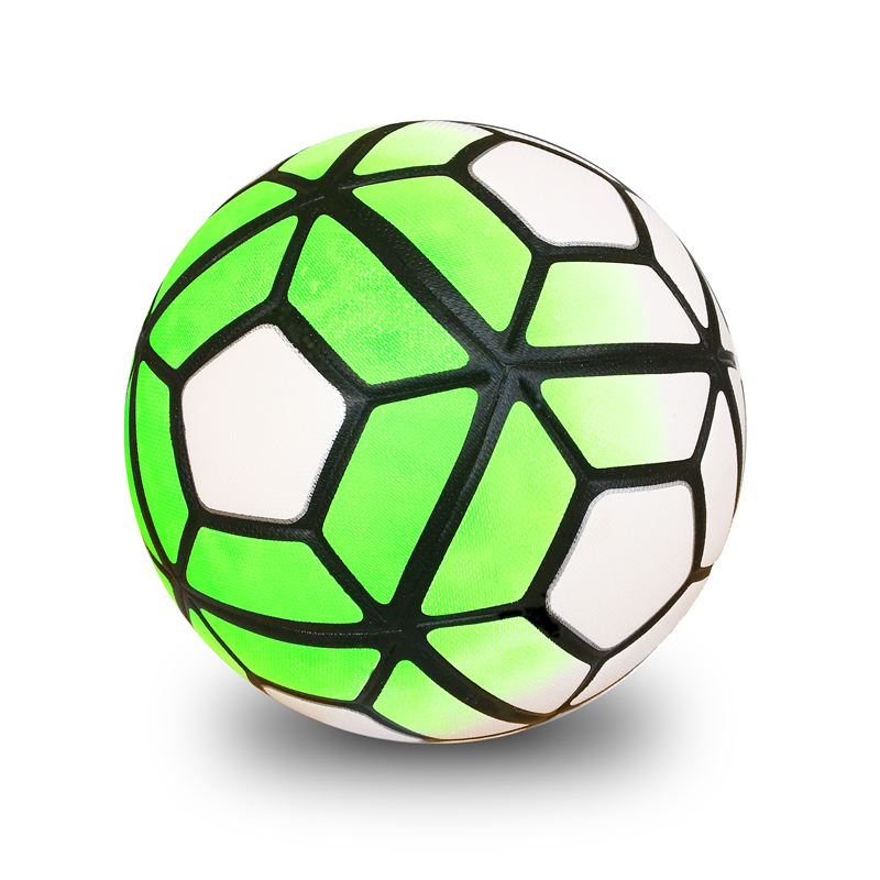 2016 New A League Soccer Ball League Football Anti Slip Granules Ball TPU Size 5 Football