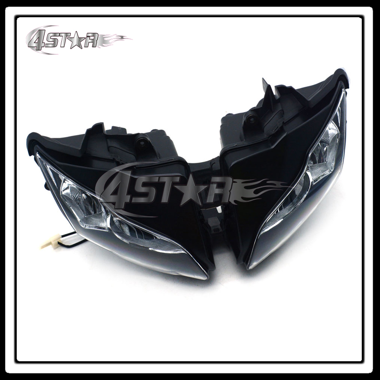 Motorcycle Headlights Headlamps Head LightsLamps Assembly For CBR CBR1000 RR CBR1000RR 2008 2009 2010 2011 Supermoto