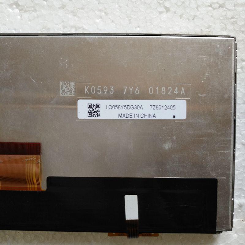 Фотография LQ058Y5DG30A LCD Display screen