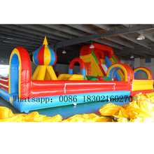 Commercial china inflatable bouncer castle funcity  in inflatable slide for kids inflatable castle china with blower цены онлайн
