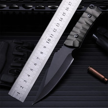 2016 Knives Outdoor Self-defense Field High Hardness Small Straight Knife Wilderness Survival Of Folding Fruit Quality Goods
