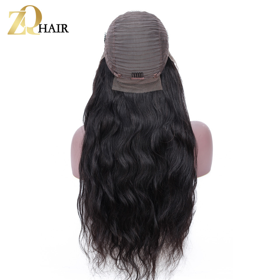 Hair Extensions & Wigs Enthusiastic Zq Body Wave Lace Front Human Hair Wigs For Women Indian Remy Hair Wig 10-24inch Lace Wig Pre Plucked Hairline With Baby Hair Lace Wigs