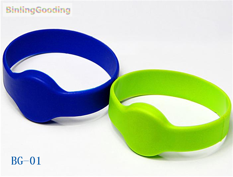 Security & Protection Creative Bg-01 100pcs/lot 125khz T5577/t5567/t5557 Rewritable Rfid Wristband Bracelet Copy Clone Id Card For Swimming Pool Sauna Room Gym Access Control Cards