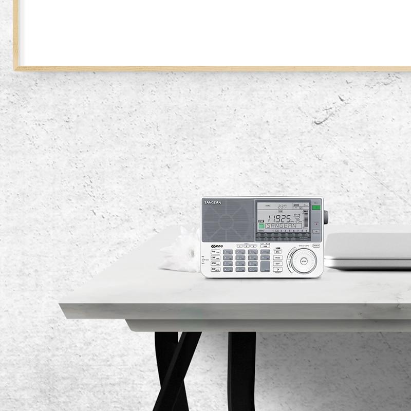 SANGEAN ATS-909X Receptor de radio de banda FM / MW / SW / LW Altavoz - Audio y video portátil - foto 4