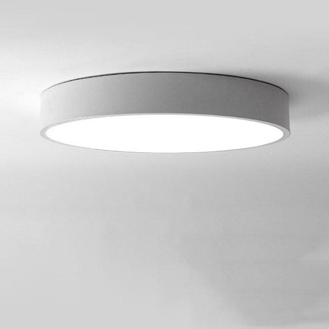 Moderne Minimalismus Led Decke Licht Runde Indoor Led Licht Decke