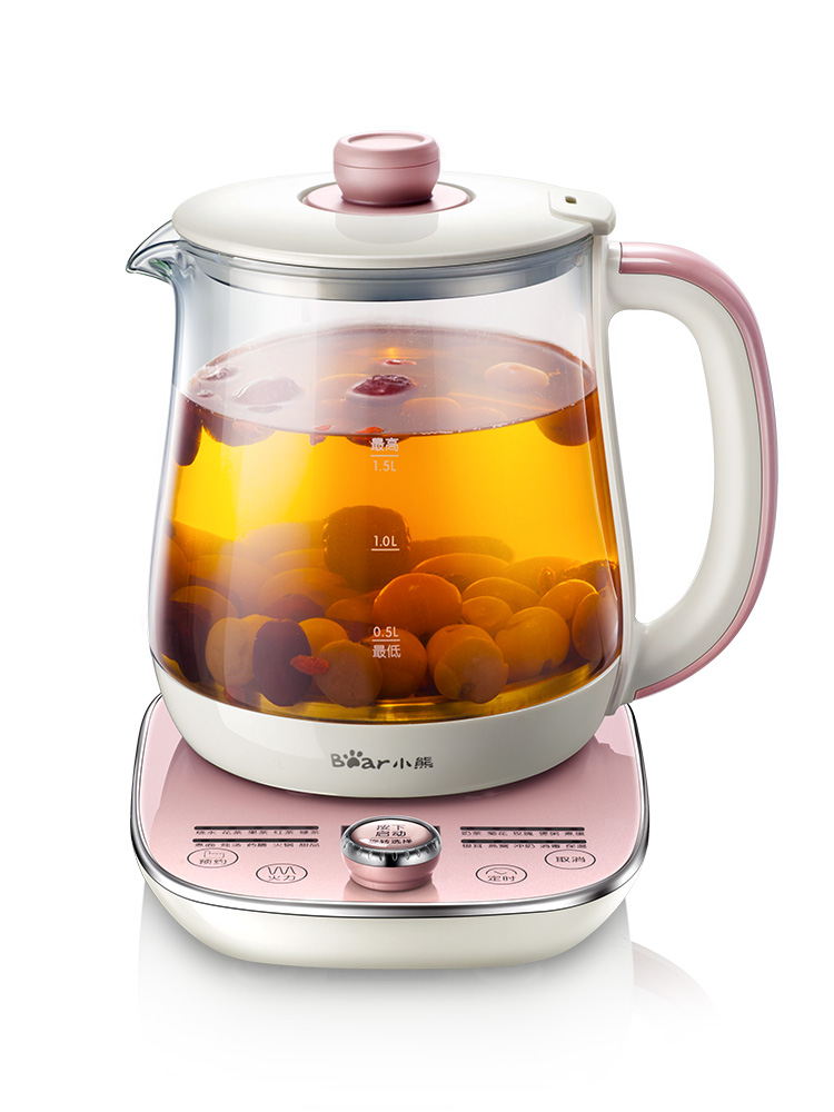 Health Pot Automatic Thickening Glass Multi-function Electric Kettle Teapot Home Tea Pot Health 2
