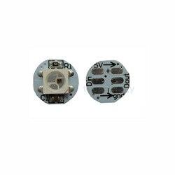 100 ~ 1000X adresowalny APA104 5050SMD  pełny kolor RGB  indywidualne sterowanie LED chip z 10mm aluminium PCB darmowa wysyłka