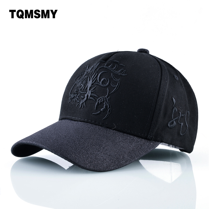 TQMSMY Embroidery Dragon Trucker hat men Snapback caps cotton Baseball Cap Women sun Hats For Men Unisex Hip Hop Casquette bone cntang summer embroidery letter w baseball cap fashion cotton snapback for men women trucker hat unisex casual caps gorras