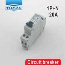 DPN 1P+N 20A Mini Circuit breaker MCB