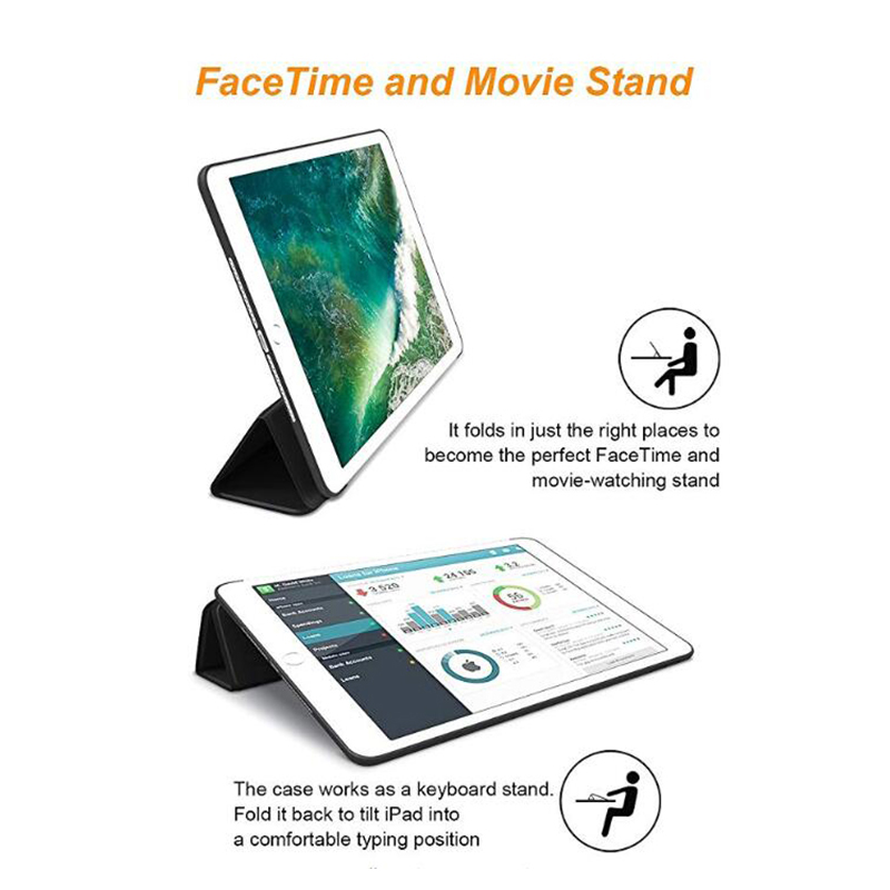 Luxury King Queen Magnet Flip Cover For Apple iPad Mini 5 Case For iPad Mini 2 3 4 PU Leather Tablet Folding Folio Case in Tablets e Books Case from Computer Office