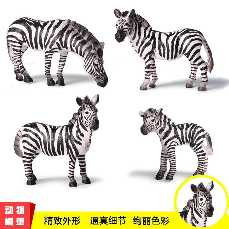 Simulation wild animal model solid environmental