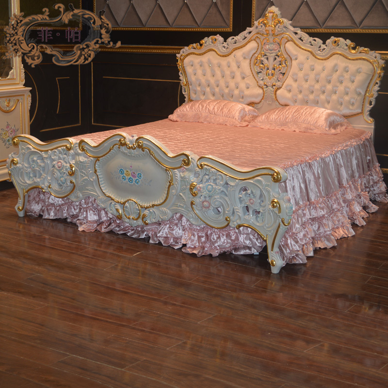 Aliexpress.com : Buy Antique Hand Carved Wood Furniture Royal Furniture  French Style From Reliable Furniture French Suppliers On Foshan City Nanhai  Pei Li ...