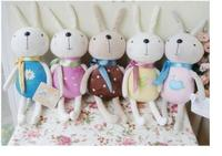 1 шт. много цветов Улыбка кролик милый и довольно плюшевые игрушки Свадебные украшения подарок на день рождения Бесплатная доставка