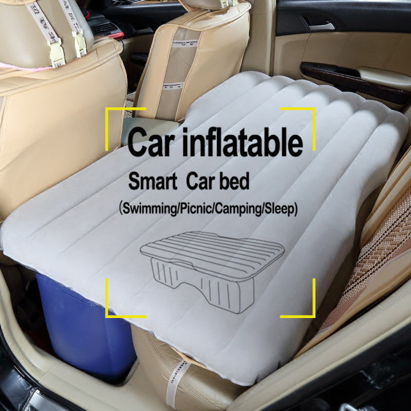 2016 top selling car back seat cover car air mattress travel bed inflatable mattress air bed. Black Bedroom Furniture Sets. Home Design Ideas