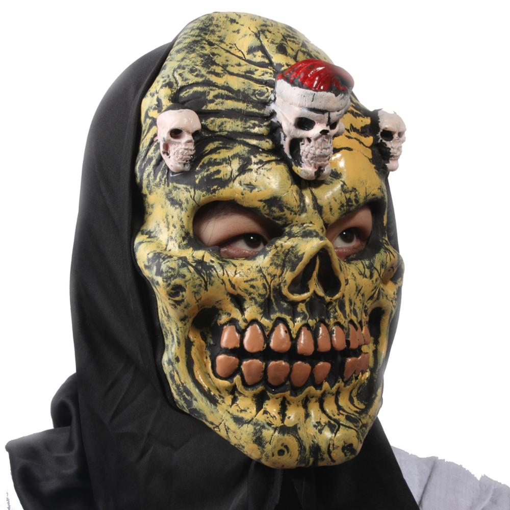 Popular Scary Halloween Masks for Sale-Buy Cheap Scary Halloween ...