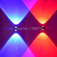 wall lamp 2W led wall light bedside lamp sitting room sofa TV background light lamp as paintings Bar KTV adornment
