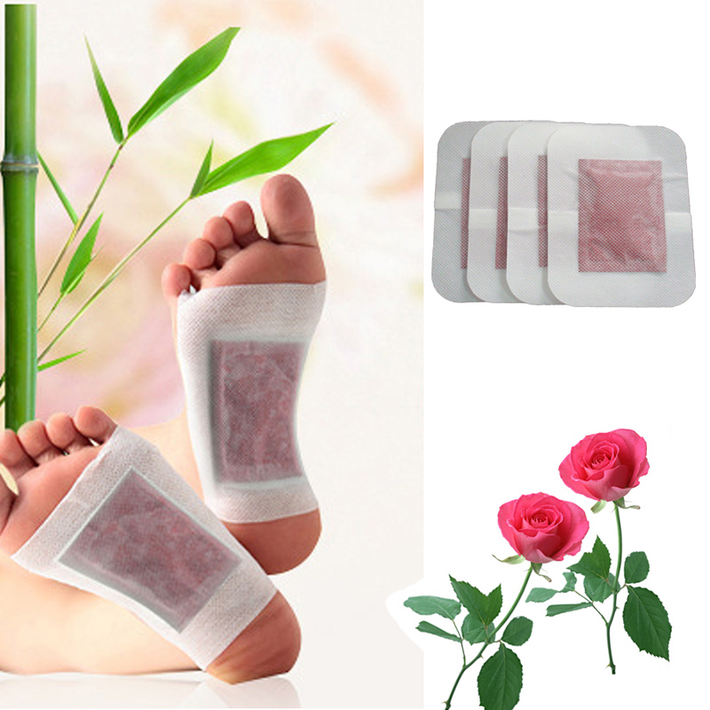 8pcs Antistress Detox Foot Patches Pads kroppen toksiner Feet-2006