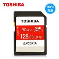 90MB S EXCERIA 600x 16GB 32GB SDHC UHS I U3 Class 10 SD Card 64GB 128GB