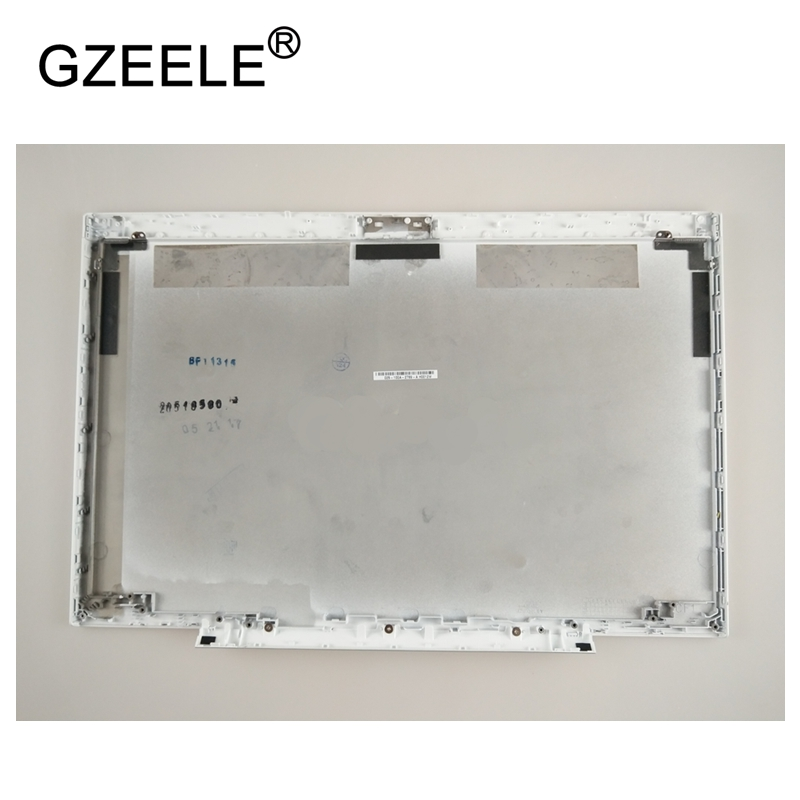 GZEELE NEW Laptop Top LCD Back Cover case for SONY for vaio SVS151 025-100A-2789-A white gzeele new laptop top lcd back cover case for sony for vaio svs13 025 400a 2585 a red