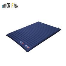 Outdoor thickening increase double press lightweight air mattress Camping tent cushion inflatable Air Mattresses