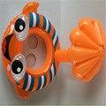 Infantil inflable de natación círculo asiento asiento del anillo de natación Del Bebé piscina inflable de PVC inflable barco LMY901