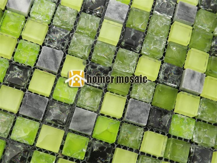 Tegels Groen Keuken : Oosterse tegels