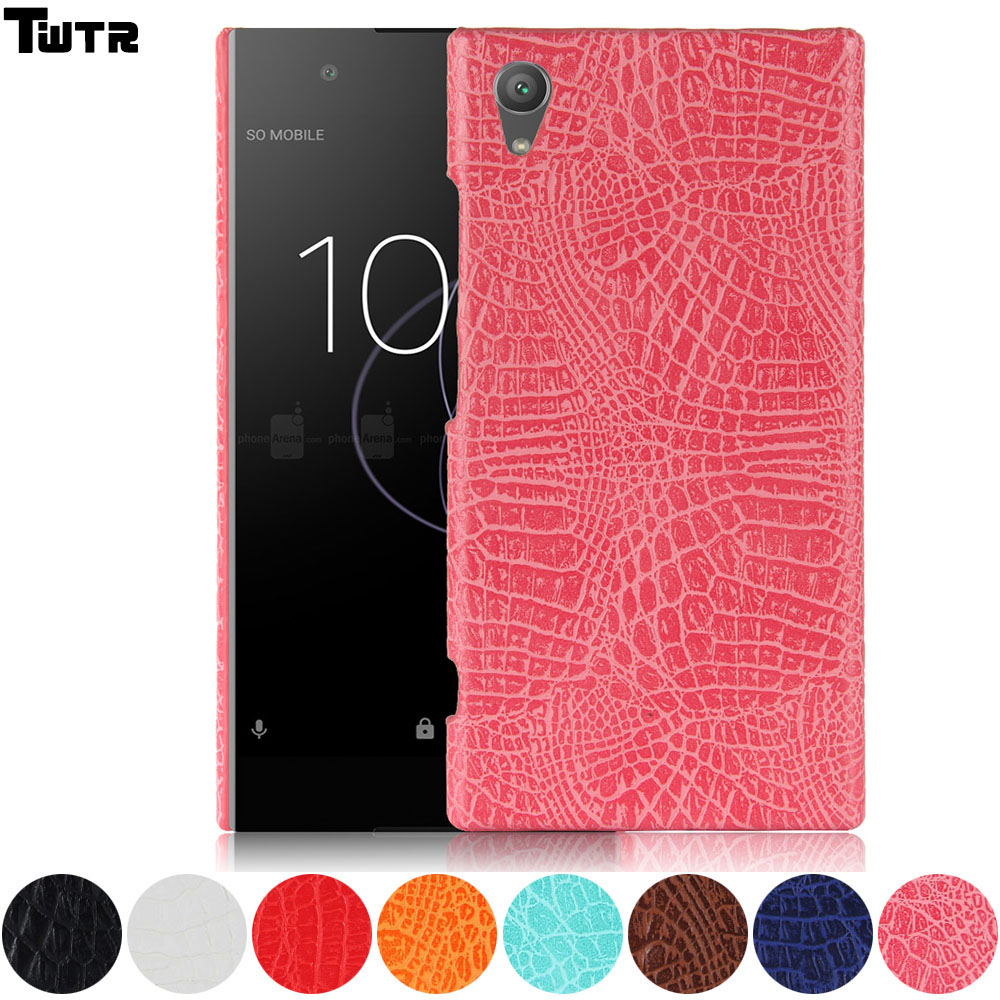 for Sony Xperia XA1Plus G3426 g3423 g3421 SM11L for Sony Xperia XA1 Plus g326 g3412 g3416 Cases pc hard shell Cover Case 5.5  image