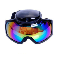 New HD Skiing Sunglasses Mini Camera Black Mini DV Camcorder DVR Video Camera Smart Glasses HD