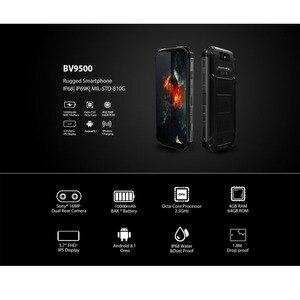 Image 5 - 4G Blackview BV9500 5.7 inç Cep Telefonu 4 GB + 64 GB Octa Çekirdek Android 8.1 16MP 13MP NFC OTG Çift SIM Akıllı Telefon Kablosuz Şarj