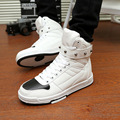 Hot 2016 new spring and autumn fashion casual shoes for men and women hip-hop high-top shoes