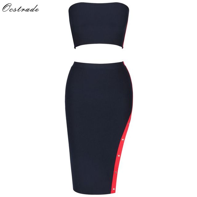 Brand New Rayon Bandage Dress 2017 Sexy Sleeveless Ladies