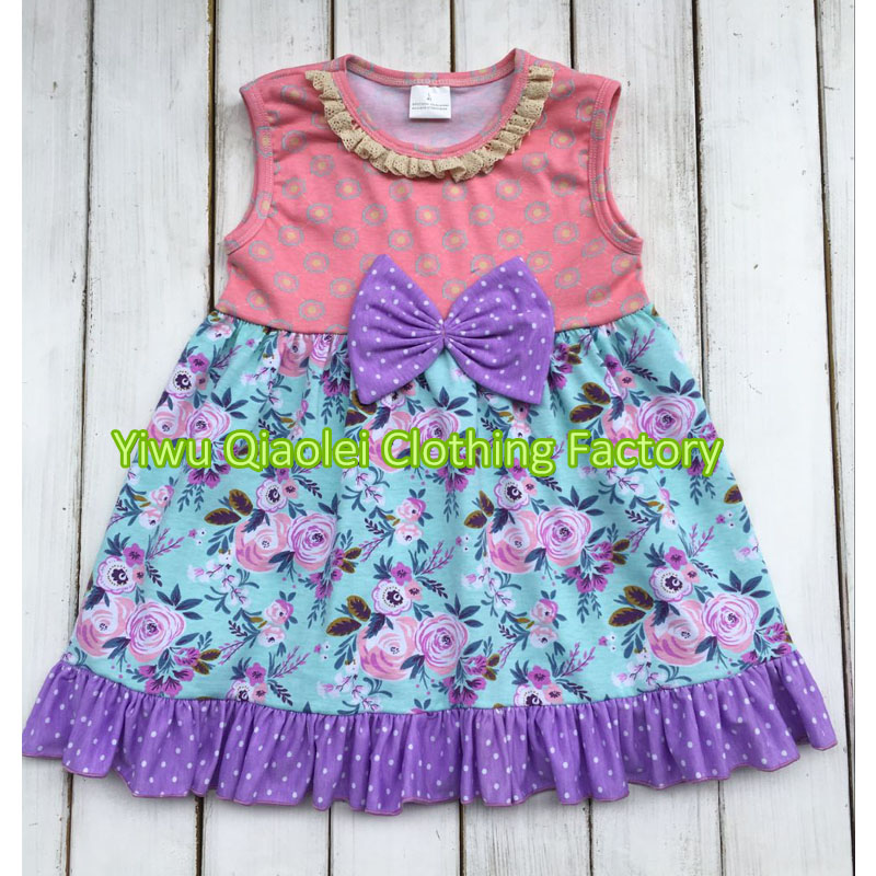 3c71487cf 2018 Wholesale easter day cute outfits boutique baby girls cotton ruffle  spring clothes kids remake outfit-in Clothing Sets from Mother & Kids on ...